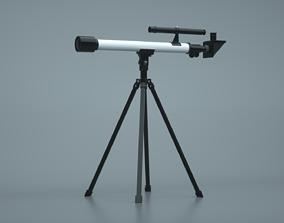 Telescope 3D PBR