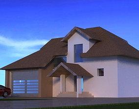 3dmodel House 3D model