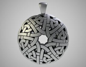 3D print model Celtic Knot Pendant
