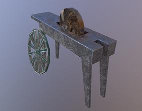 Knife Sharpener 3D asset
