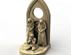 3D print model SCULPT-6