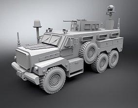 Cougar MRAP Scale Model
