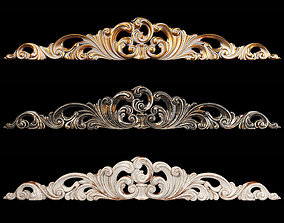 Classic carved 001 3D decor