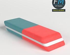 3D PBR Eraser