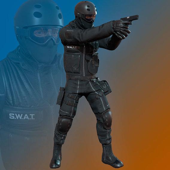SWAT for Blender