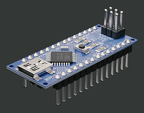 3D Arduino Nano 3