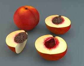 Peach 3D asset realtime