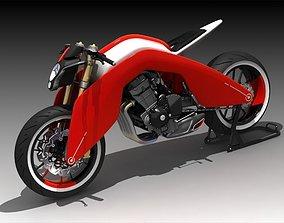 3D model Concept 01