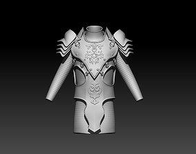 armor knight 3D model