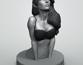 Demoness - 3D printable model with 2 versions