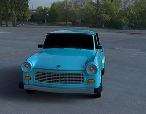 Trabant 601 HDRI 3D