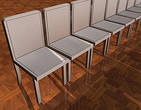 3D Velvet chairs