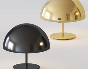 3D model Baby Dome Lamp by Mater