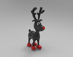 3D print model Deer Toy