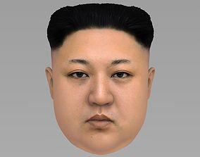 3D Kim Jong-un