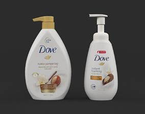 3D Dove Body Wash
