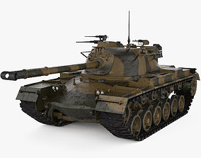 M48 Patton 3D