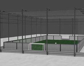 3D model Cageball Playground - High poly