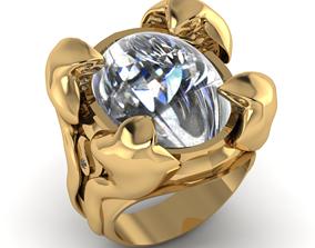3D print model snake Gold