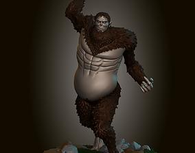 3D printable model Zeke Beast Titan - Shingeki no Kyojin
