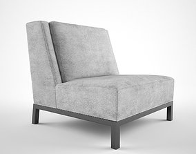 Christian Liaigre Lounge chair 3D