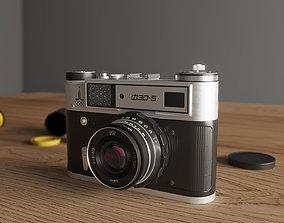 3D model Camera Fed-5
