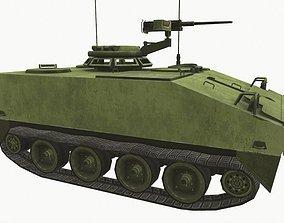 M114 Carrier 3D asset