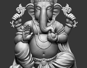 3D print model statue of Lord Ganesha