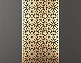 3D model Decorative panel 165