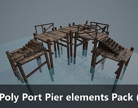 3D model Pier Pack
