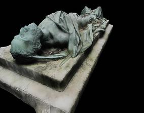 Pierre Tombale 3D model