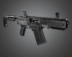 3D asset FPS Modern Shotguns - Vita Mortem