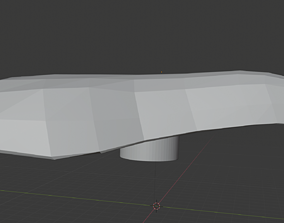 Pivotal combo seat 3D printable model