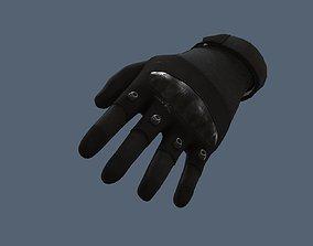 Tactical gloves 3D