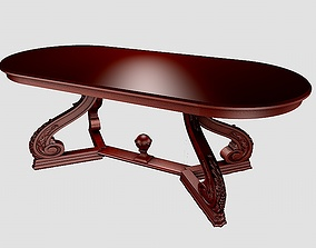 furniture Dinning table 4 3D