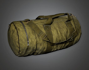 3D model MLT - Military Backpack 01 - PBR Game Ready