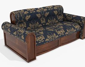 A Sofa 3D model