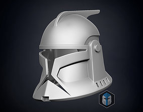 3D printable model Phase 1 Animated Clone Trooper Helmet