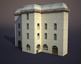 3D asset realtime Apartment House architecture