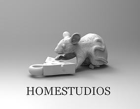 PENDANT MOUSE 3D printable model