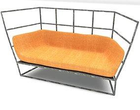 Industrial Loca Sofa 3D model