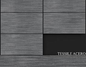 3D Keros Tessile Acero 250x500