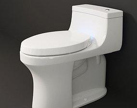 KOHLER San Souci Toilet 3D