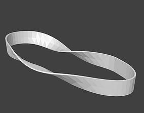 3D print model Classic mobius strip