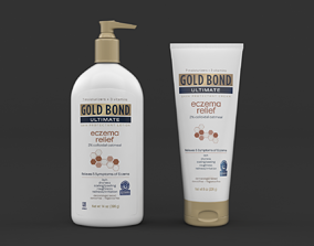 Gold Bond Ultimate Eczema Relief Lotion 3D model