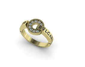 rings Diamond Ring 2018 3d -21