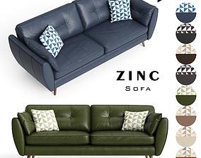 ZINC sofa 3D model