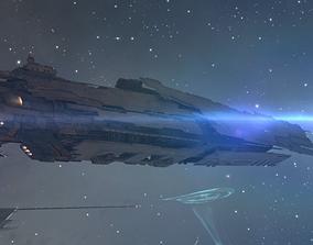 Underworld super carrier 3D