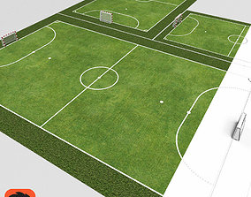 Football mini Fields 3D