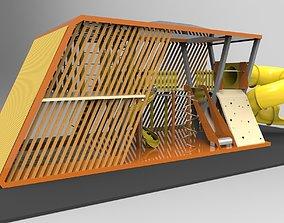 3D model Concept Playground 2